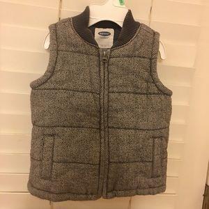 Cute Old Navy boy's vest- 18-24 Months